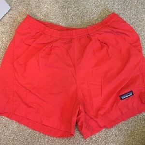 Women's Patagonia shorts baggies XS/S